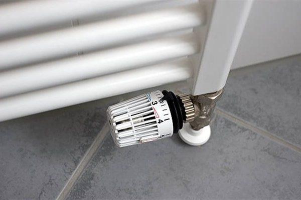 vvs esbjerg varme termostat håndklædevarmer