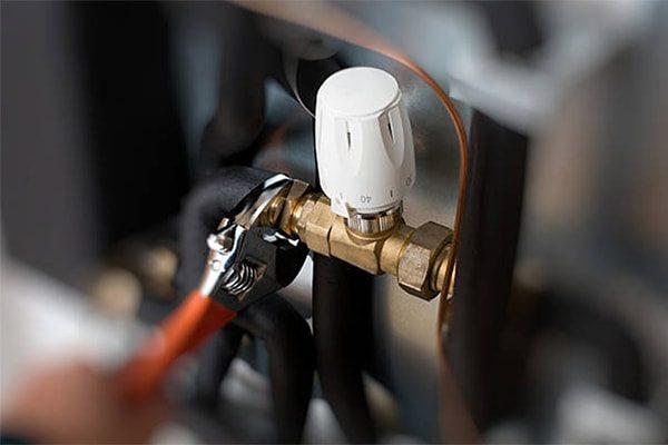 vvs esbjerg varme termostatventil